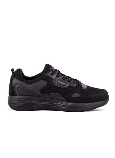 Slazenger Intrest Kadın Koşu Ayakkabısı Siyah